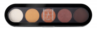 Make-Up Atelier Paris - Paleta 5 cieni - T31 - T31
