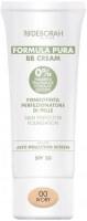 DEBORAH MILANO - FORMULA PURA - BB CREAM - SPF20 - 30 ml