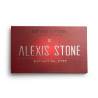MAKEUP REVOLUTION - ALEXIS STONE INSTINCT PALETTE - 28 eyeshadows
