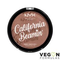 NYX Professional Makeup - California Beamin Bronzer - Bronzer do twarzy i ciała