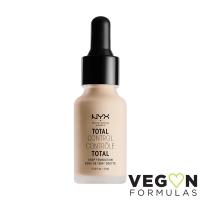NYX Professional Makeup - TOTAL CONTROL - DROP FOUNDATION
