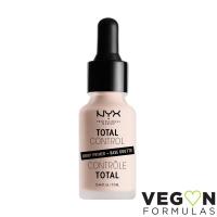 NYX Professional Makeup - TOTAL CONTROL DROP PRIMER - Matt makeup base