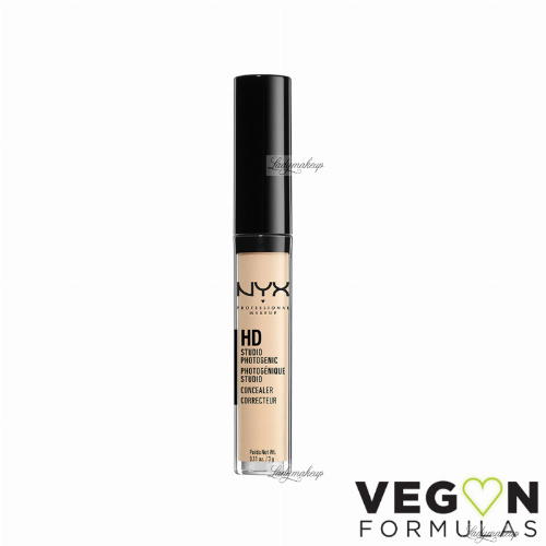 NYX Professional Makeup - HD Studio Photogenic Concealer - Korektor HD