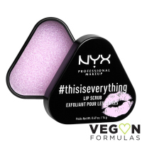 NYX Professional Makeup - #THISISEVERYTHING LIP SCRUB - Lip scrub