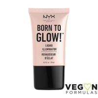 NYX Professional Makeup - BORN TO GLOW- LIQUID ILLUMINATOR - Rozświetlacz w płynie -SUNBEAM