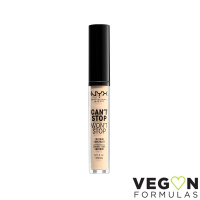 NYX Professional Makeup - CAN'T STOP WON'T STOP- CONCEALER - Liquid concealer
