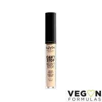 NYX Professional Makeup - CAN'T STOP WON'T STOP- CONCEALER - Korektor w płynie