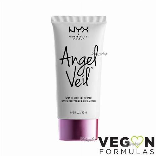 NYX Professional Makeup - ANGEL VEIL SKIN PERFECTING PRIMER - Upiększająca baza pod makijaż