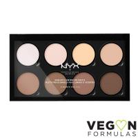 NYX Professional Makeup - HIGHLIGHT & CONTOUR PRO PALETTE