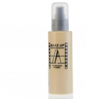 Make-Up Atelier Paris - Fluid Wodoodporny 100 ml - FLMW2NB - FLMW2NB