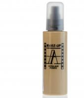 Make-Up Atelier Paris - Fluid Wodoodporny 100 ml - FLMW4NB - FLMW4NB