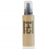 Make-Up Atelier Paris - Fluid Wodoodporny 100 ml - FLMW3NB - FLMW3NB