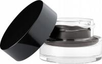 GOSH - 3in1 HYBRID EYES - Kremowy cień, eyeliner i pomada w jednym - 006 BLACK - 006 BLACK