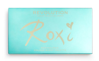 MAKEUP REVOLUTION - Roxi - ROXXSAURUS COLOUR BURST PALETTE - Paleta 18 cieni do powiek