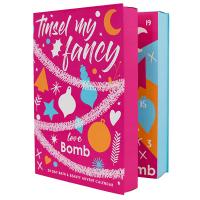 Bomb Cosmetics - Tinsel My Fancy - 24 Day Bath & Beauty Advent Calendar- Kalendarz adwentowy do kąpieli i pielęgnacji