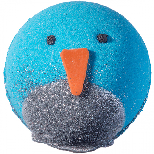 Bomb Cosmetics - Penguining To Look Like Christmas - Bath Blaster - Musująca kula do kąpieli