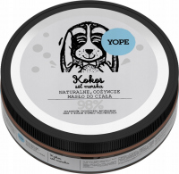 YOPE - NATURAL NUTRITIONAL BODY BUTTER - Coconut and sea salt - 200 ml