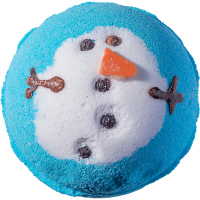 Bomb Cosmetics - Frosty - Bath Blaster - Effervescent bath ball - FROSTY