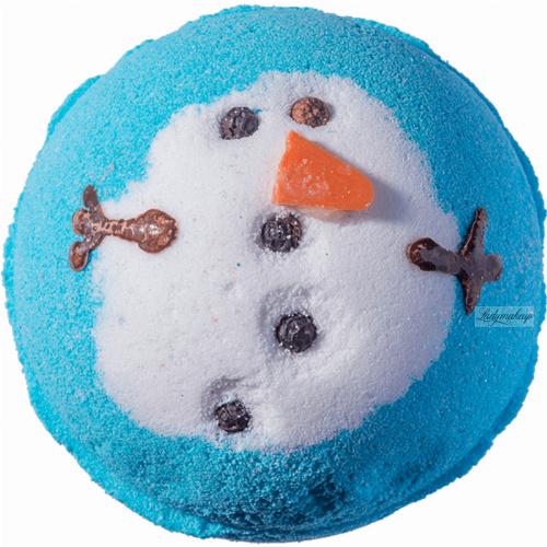 Bomb Cosmetics - Frosty - Bath Blaster - Effervescent bath ball - FROSTY