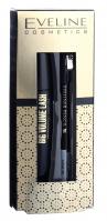 EVELINE - Cosmetics Gift Set - Zestaw prezentowy kosmetyków do makijażu oczu - Big Volume Lash Mascara + Eyeliner Pencil
