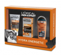 L'Oréal - Men Expert - Hydra Energetic - Zestaw prezentowy kosmetyków do mężczyzn