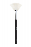Hulu - Fan brush for blush, highlighter and powder - P76