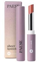 PAESE - Nanorevit - Sheer Lipstick - Koloryzująca pomadka do ust