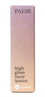 PAESE - Nanorevit - High Gloss Liquid Lipstick - Nawilżająca pomadka w płynie