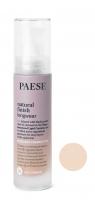 PAESE - Nanorevit - Natural Finish Longwear - Everyday Foundation - Podkład do twarzy  - 02 PORCELAIN - 02 PORCELAIN