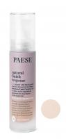 PAESE - Nanorevit - Natural Finish Longwear - Everyday Foundation - Podkład do twarzy  - 01 IVORY - 01 IVORY