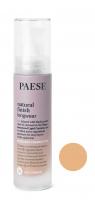PAESE - Nanorevit - Natural Finish Longwear - Everyday Foundation - Podkład do twarzy  - 06 HONEY - 06 HONEY