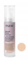 PAESE - Nanorevit - Natural Finish Longwear - Everyday Foundation - Podkład do twarzy  - 04 WARM BEIGE - 04 WARM BEIGE