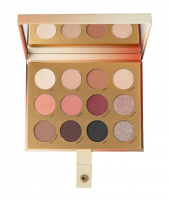 PAESE - DEEP NUDE - Eyeshadow Palette - Palette of 12 eye shadows