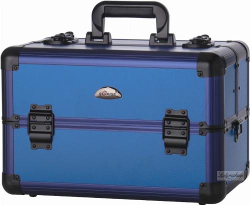 SORISE - Kufer kosmetyczny - WT-425A-L - BLUE