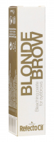 RefectoCil - Bleaching Paste for Eyebrows - Eyebrow brightening paste - BLONDE BROW