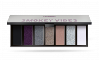 PUPA - MAKEUP STORIES PALETTE - Paleta 7 cieni do powiek - 002 SMOKEY VIBES