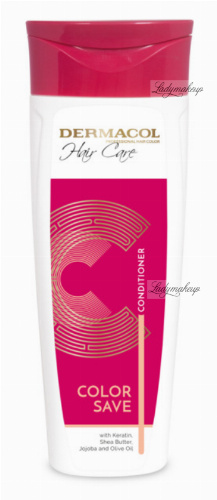 Dermacol - HAIR CARE - COLOR SAVE CONDITIONER - Conditioner for colored hair - 250 ml