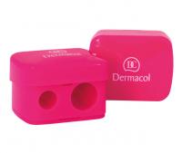 Dermacol - COSMETIC SHARPENER - Podwójna temperówka do kredek