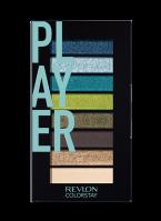 Revlon - LOOKS BOOK PALETTE - Mini eyeshadow palette - 910 PLAYER