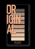 Revlon - LOOKS BOOK PALETTE - Mini paleta cieni do powiek - 900 ORGINAL