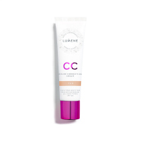 LUMENE - CC Color Correcting Cream - Krem CC - ROZŚWIETLACZ/ KOREKTOR/ PODKŁAD - TAN - TAN