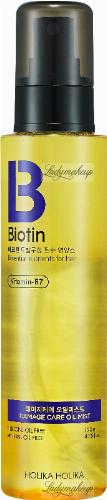 Holika Holika - BIOTIN - DAMAGE CARE OIL MIST - Dwufazowa mgiełka do włosów - 120 ml