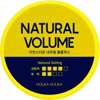 Holika Holika - BIOTIN - STYLE CARE NATURAL VOLUME MAX - Hair styling wax - 80 g