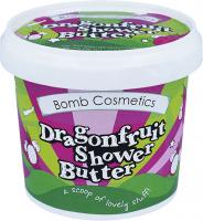 Bomb Cosmetics - Dragonfruit Shower Butter - Myjące masło pod prysznic - Smoczy Owoc
