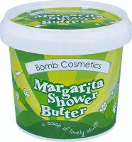 Bomb Cosmetics - Margarita Shower Butter - Myjące masło pod prysznic - Margarita