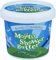 Bomb Cosmetics - Mojito Shower Butter - Myjące masło pod prysznic - Mojito