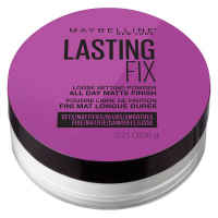 MAYBELLINE - LASTING FIX - LOOSE SETTING POWDER - Puder Transparentny