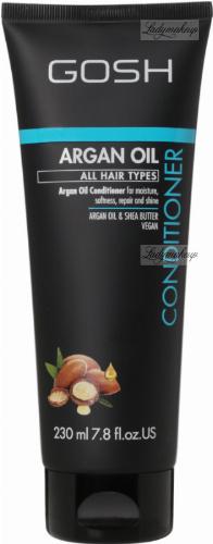 GOSH - AGRAN OIL - CONDITIONER - Odżywka do włosów z olejem arganowym
