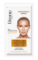 Lirene - NO DARK CIRCLES - Rozjaśniające plastry pod oczy