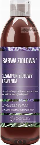 BARWA - ZIOŁOWA - Szampon Ziołowy - Lawenda - 250 ml